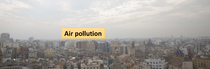 Valencia air pollution